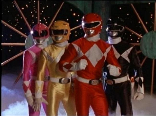 A série clássica dos Power Rangers marcou gerações.