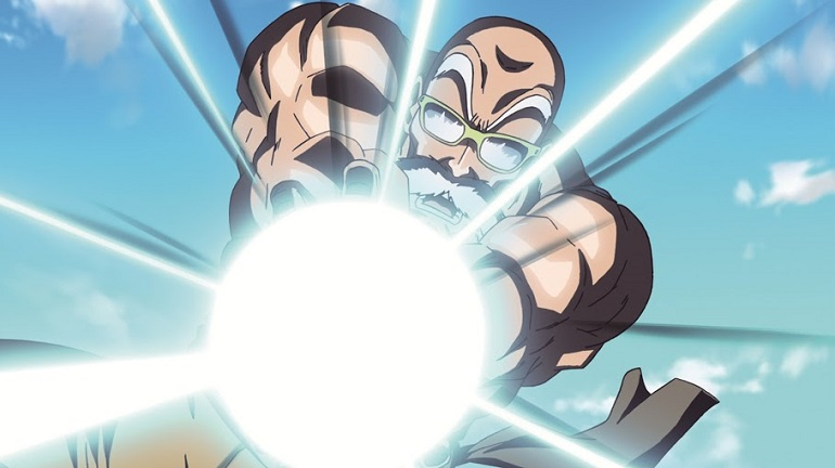 À la Dragon Ball, Mestre Kame não se intimida. (Foto: Divulgação/Fox)