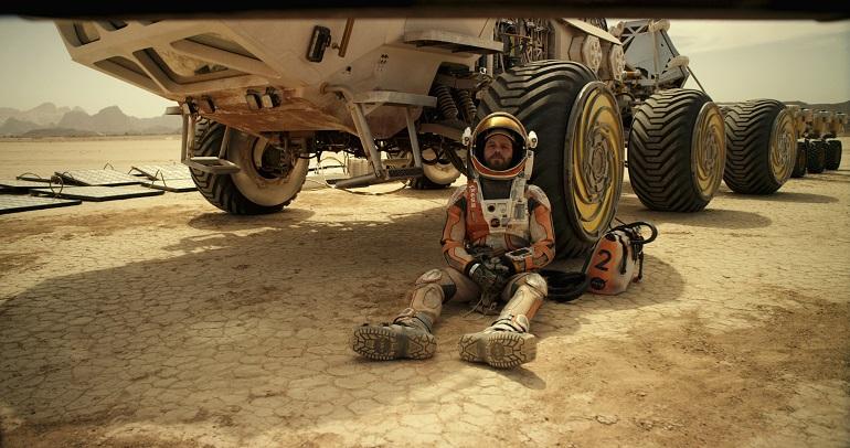Nada de extraterrestres! A solidão e o ambiente inóspito são os verdadeiros vilões em Marte.