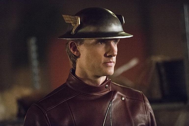 Jay Garrick (Sears) é uma das novidades da segunda temporada de The Flash.