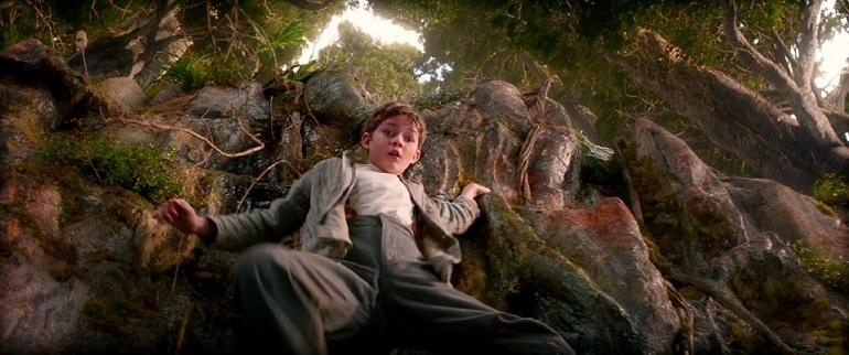 No filme, Peter só poderá voar quando acreditar em si mesmo.