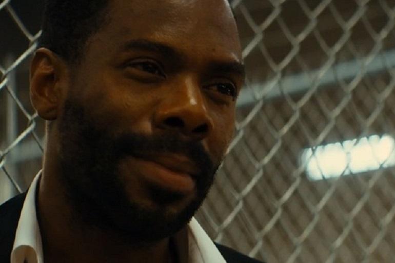 Victor Strand (Colman Domingo) pode ser de grande ajuda ou ameaça para a família de Travis (Curtis).