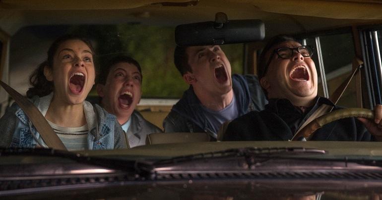 """""""Apenas"""" um dos sustos de Goosebumps: Monstros e Arrepios!"""