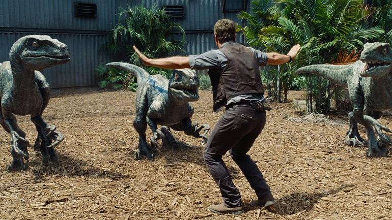 Essa cena de Jurassic World: O Mundo dos Dinossauros também repercutiu.