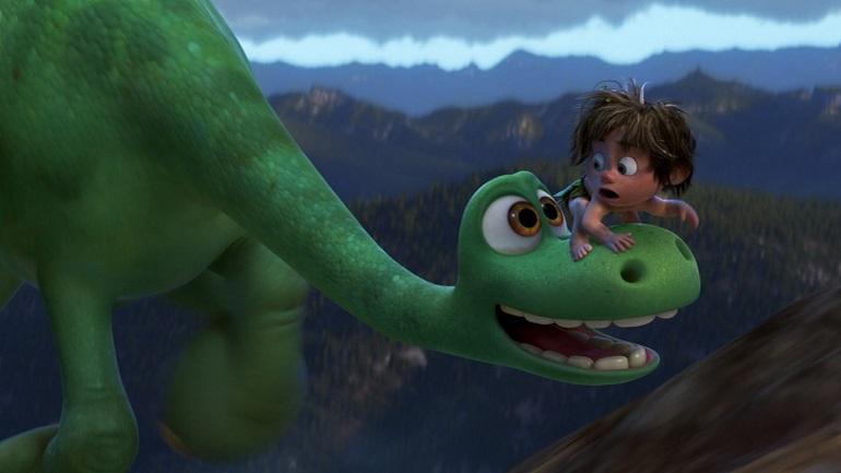 filmes mais esperados de 2016 - o bom dinossauro