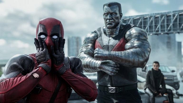 Deadpool, Colossus e Míssil Adolescente Megassônico