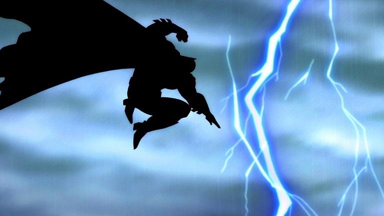 Batman O Cavaleiro das Trevas 01