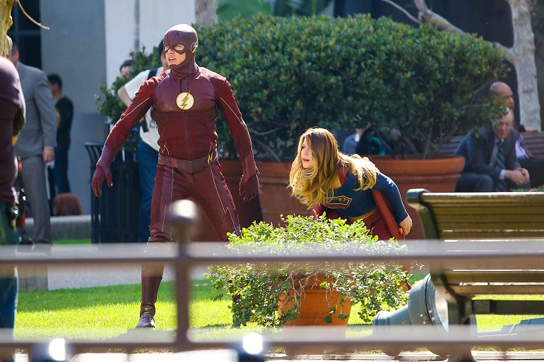 Crossover de Supergirl e The Flash 02