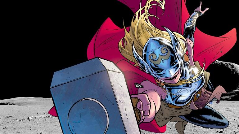 Dia Internacional da Mulher - Thor A Deusa do Trovão