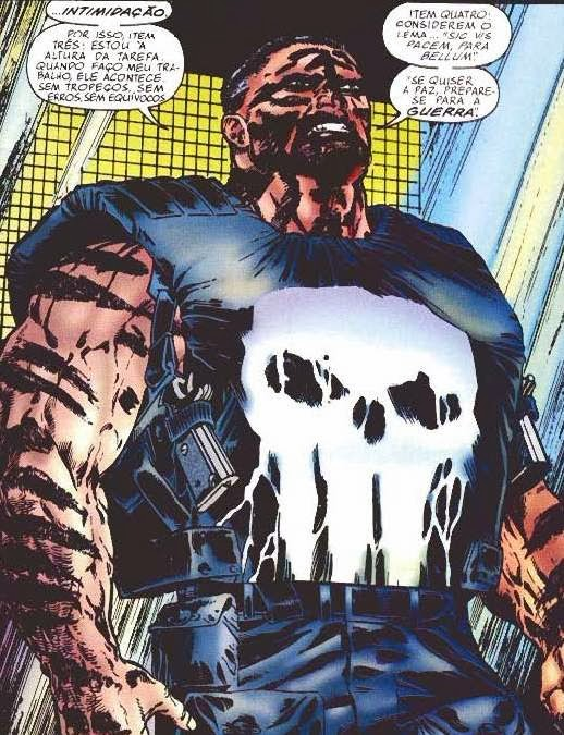 Justiceiro Ano Um - Punisher Year One 02