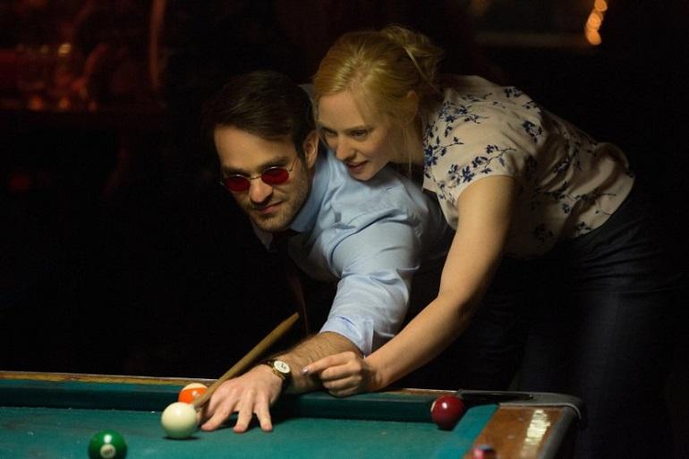 Matt Murdock e Karen Page - Demolidor 2ª temporada