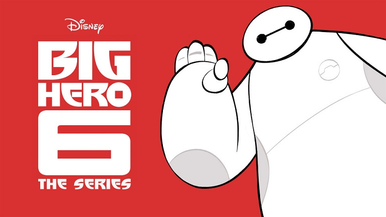 """BIG HERO 6 - """"Big Hero 6,"""" an animated television series for kids, tweens and families based on Walt Disney Animation Studios' Academy Award-winning feature film inspired by the Marvel comics of the same name, has begun production for a 2017 premiere on Disney XD platforms around the world. (Disney XD)"""