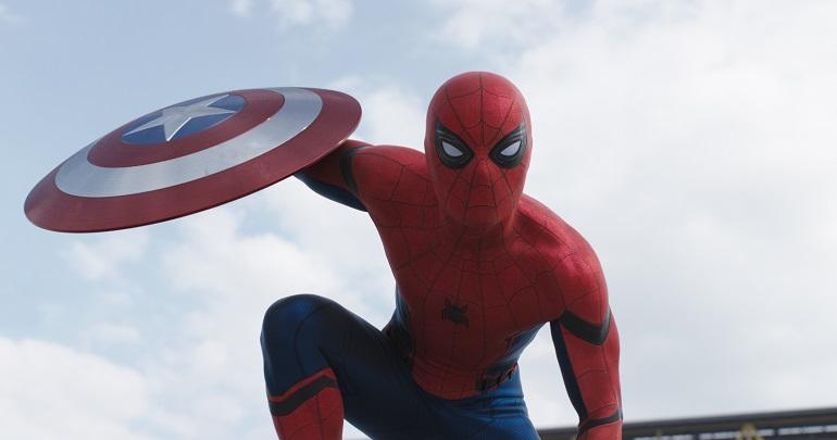 Apresentado em Capitão América: Guerra Civil, o Homem-Aranha será o preferido dos fãs. (Foto: Film Frame)