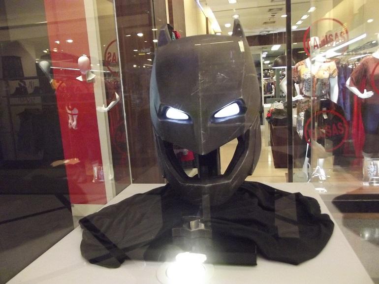 Exposição Batman vs Superman A Origem da Justiça da Iron Studios no Shopping Eldorado (3)