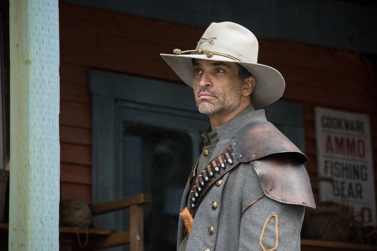 Jonah Hex em DC's Legends of Tomorrow (3)