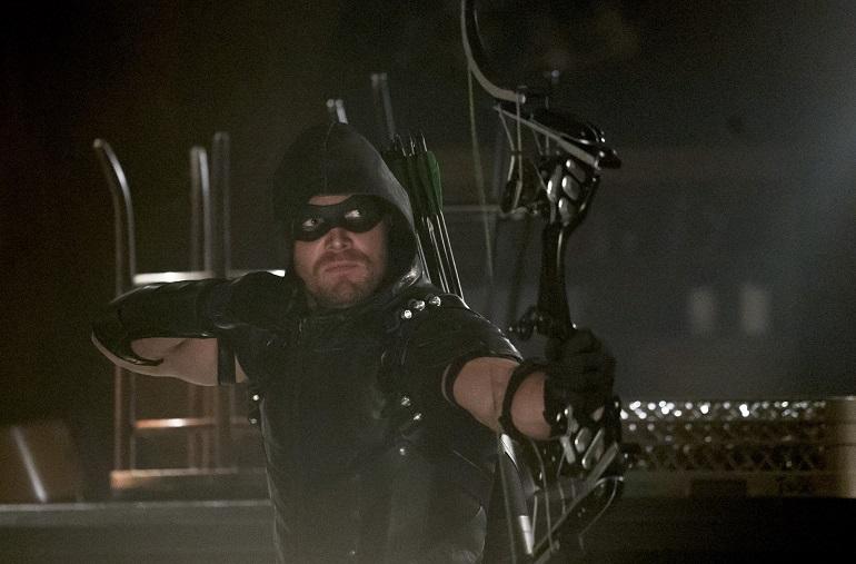 Na 4ª temporada, o uniforme do Arqueiro ganha um upgrade! (Foto: The CW)