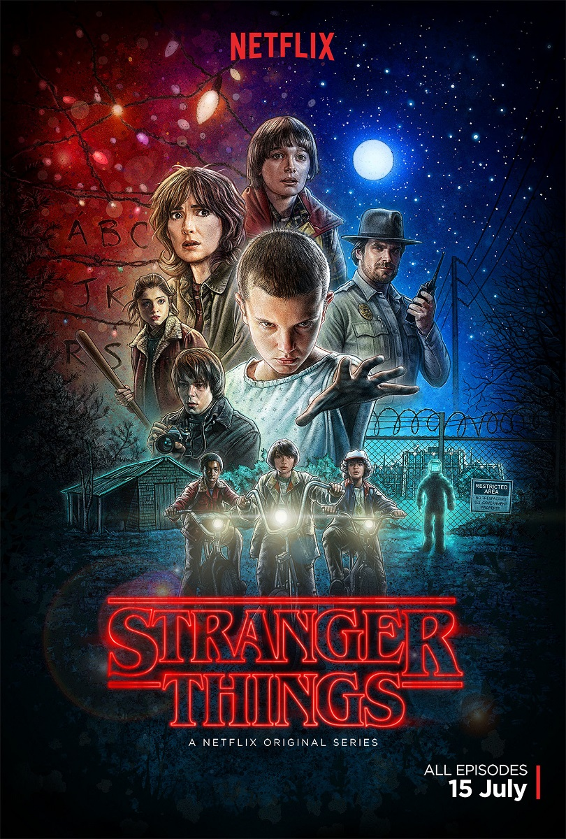 Stranger-Things-Primeira-Temporada-1-Pôster