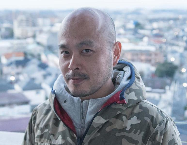 Tsutomu-Nihei-Blame-Knights-of-Sidonia-Comic-Con-Experience-2016-CCXP-1