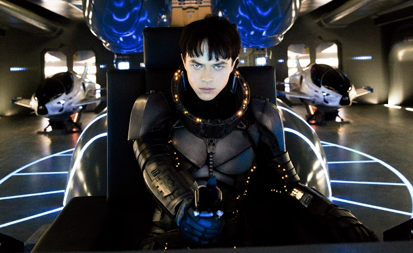 Dane DeHaan stars in Luc Besson's VALERIAN AND THE CITY OF A THOUSAND PLANETS. Photo Credit: Lou Faulon Copyright: © 2016 VALERIAN SAS Ð TF1 FILMS PRODUCTION.