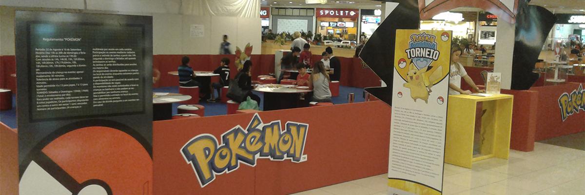 Shopping de Santo Amaro sedia torneios de card game de Pokémon