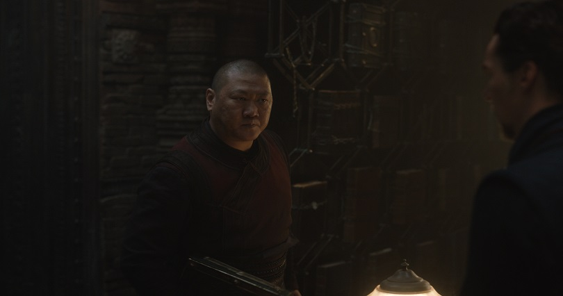 Marvel's DOCTOR STRANGE..Wong (Benedict Wong)..Photo Credit: Film Frame ..©2016 Marvel. All Rights Reserved.