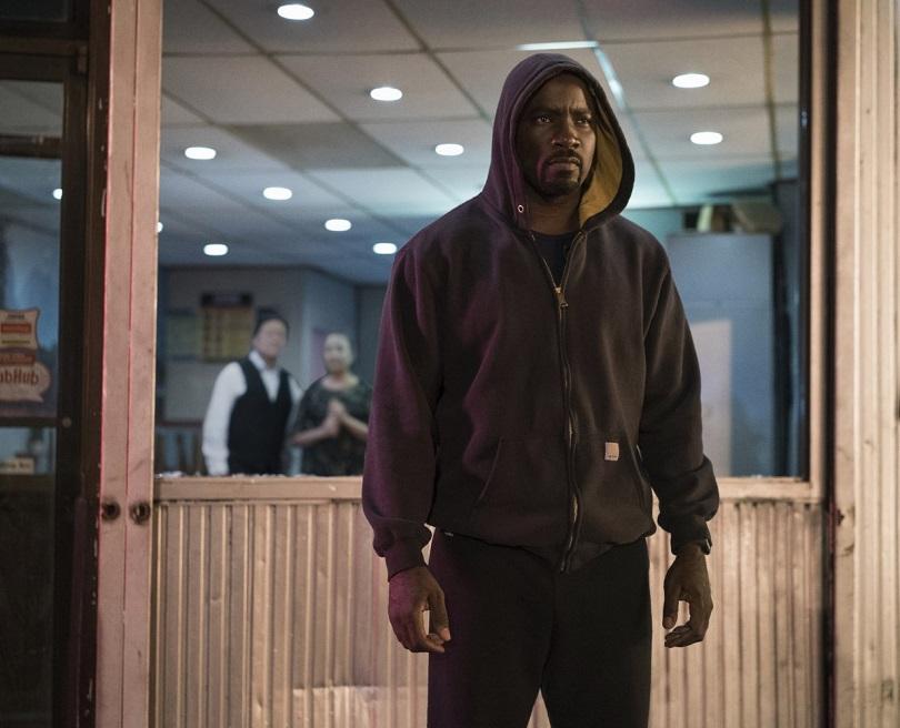 Luke Cage é o Herói do Harlem! (Foto: Marvel/Netflix)