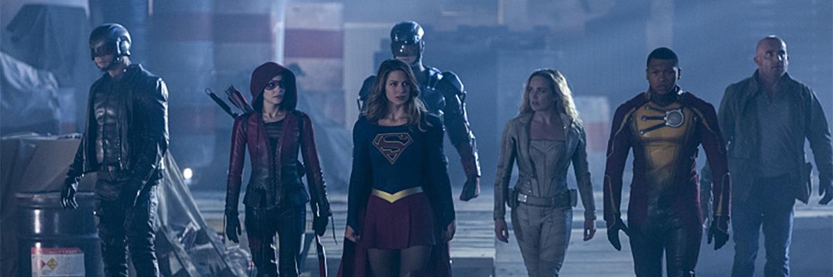 Assista aos novos trailers do mega crossover dos heróis da DC Comics