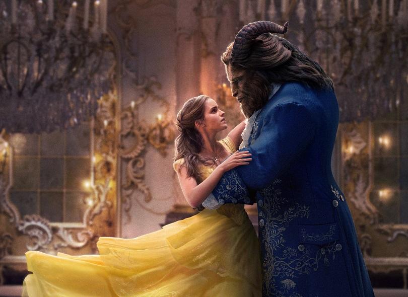 Um grande clássico da Disney, A Bela e a Fera chega aos cinemas em live-action. (Foto: Disney)