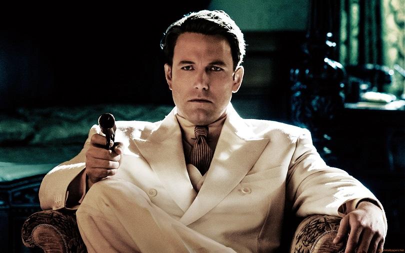 Ben Affleck estrela uma trama sobre a máfia, ambientada à época da Lei Seca nos EUA. (Foto: Warner)