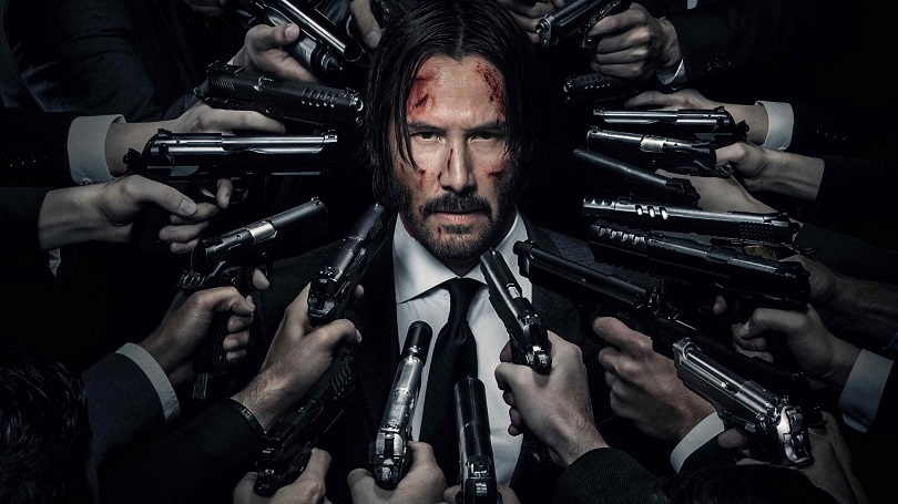 Um novo capítulo na saga do assassino John Wick. (Foto: Paris Filmes)
