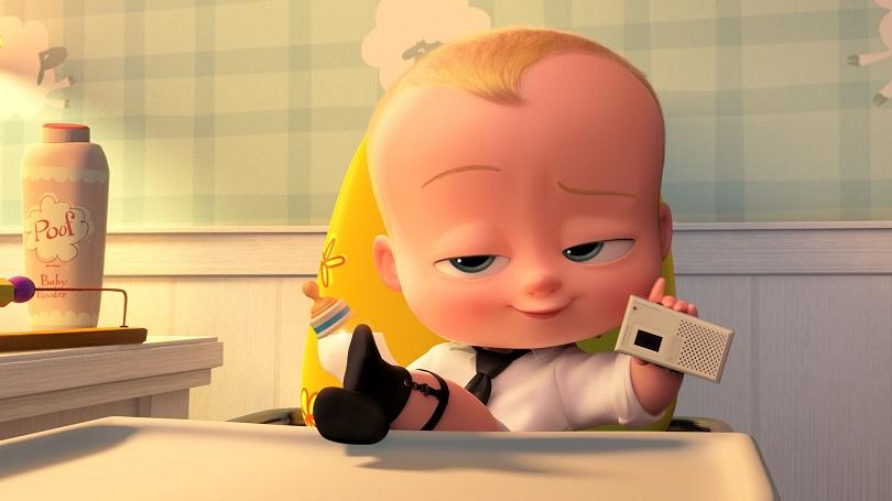 A DreamWorks Animation e o diretor de Madagascar convidam você a conhecer um bebê muito incomum. (Foto: Fox)