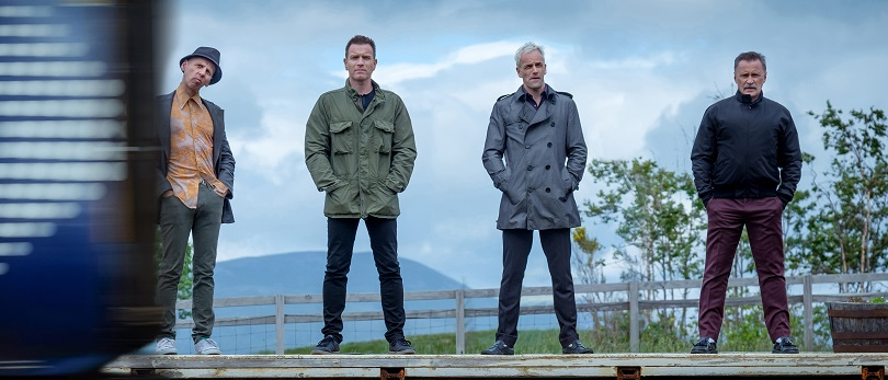 Continuação de Trainspotting reunindo os personagens originais. (Foto: Sony)