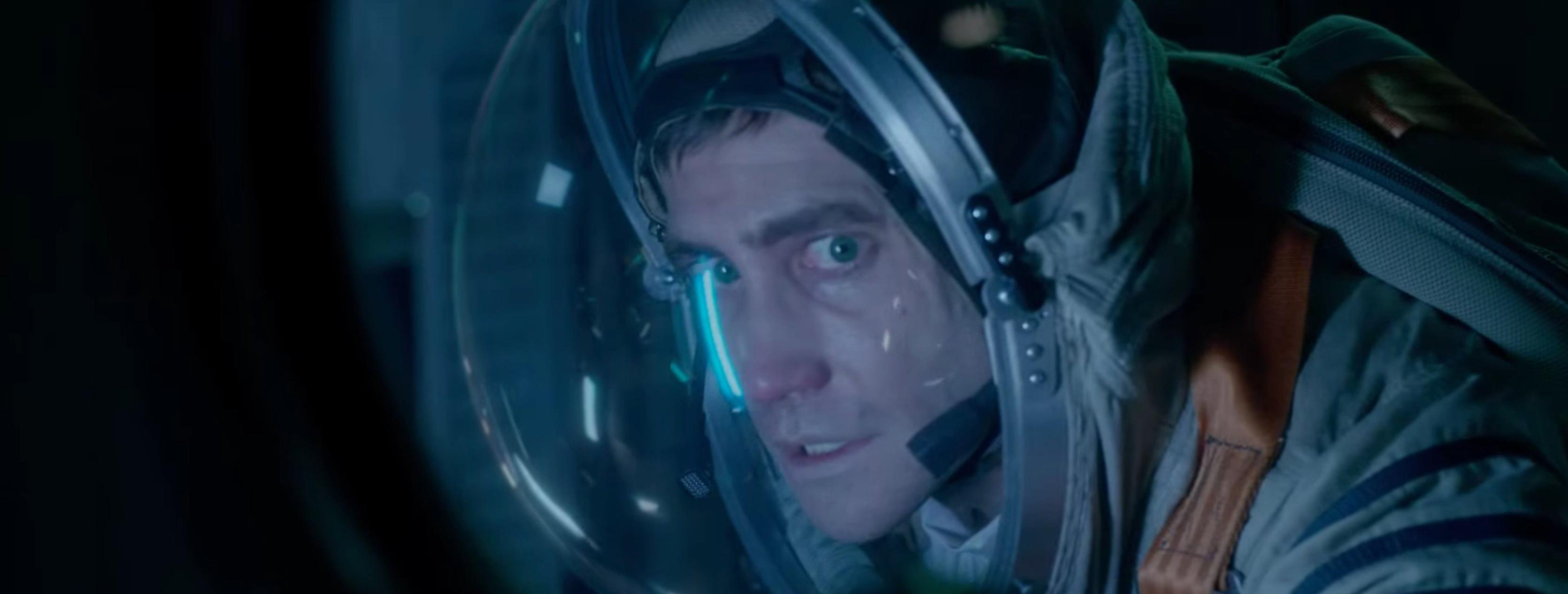 Um grupo de astronautas descobre que há vida em Marte. (Foto: Sony)