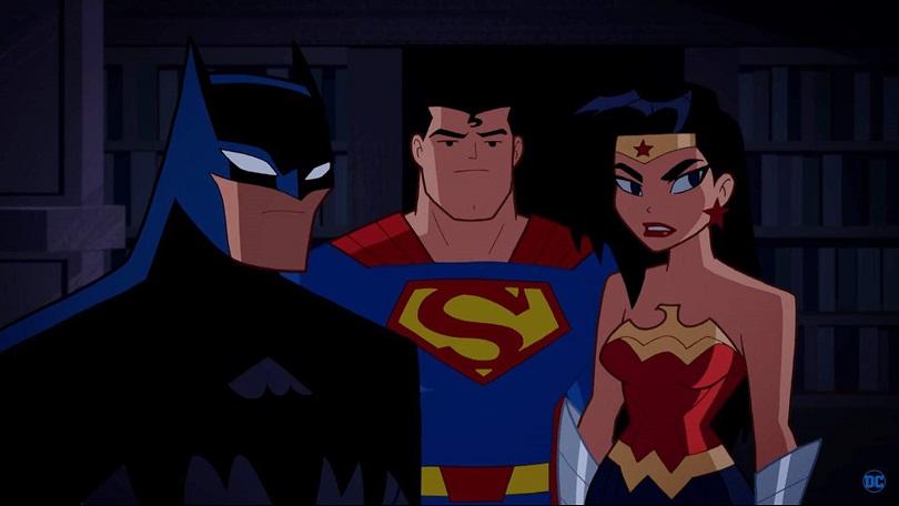 Em episódios de 11min, Justice League Action oferece diversão e ação aos DCnautas! (Foto: DC Comics)