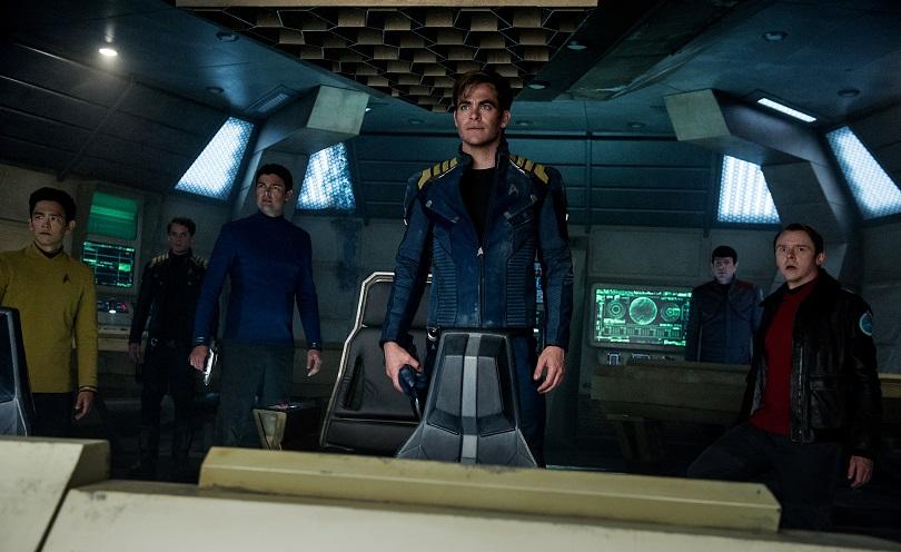Star Trek: Sem Fronteiras foi marcado por homenagens a Leonard Nimoy e momentos icônicos da série. (Foto: Paramount)