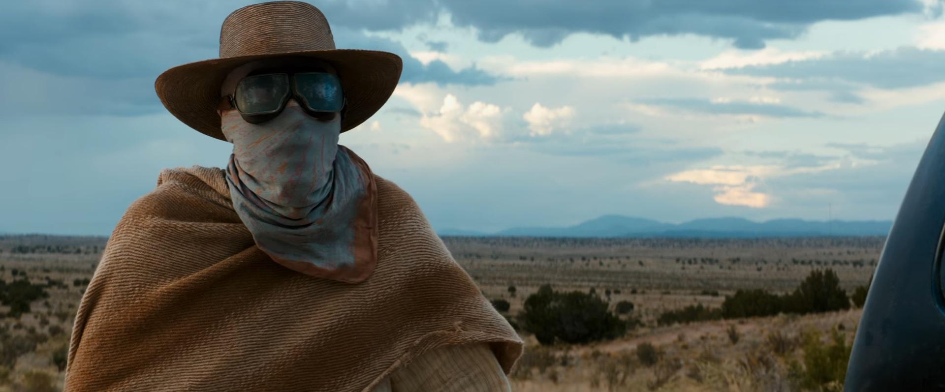 Caliban, que aparece em X-Men: Apocalipse, reaparece com visual de western. (Foto: Fox)