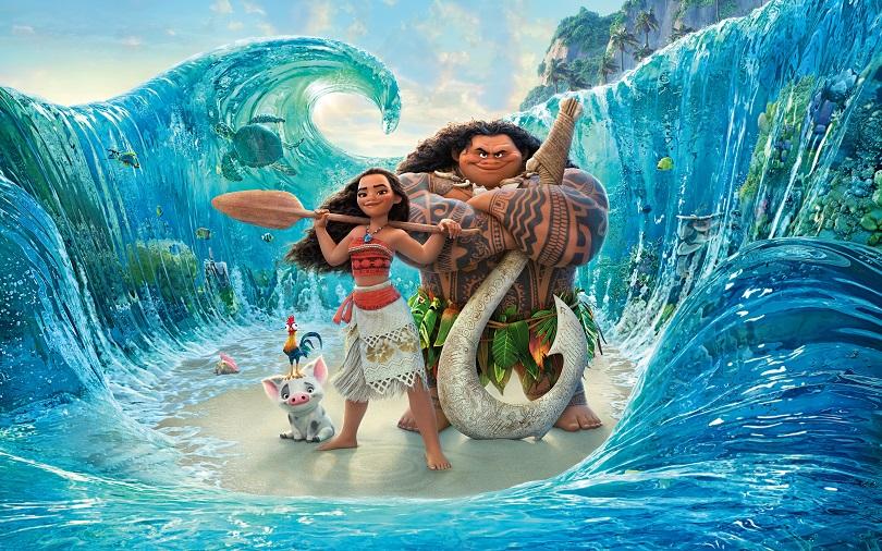 Inspire-se com as trilhas de Moana: Um Mar de Aventuras! (Foto: Disney)