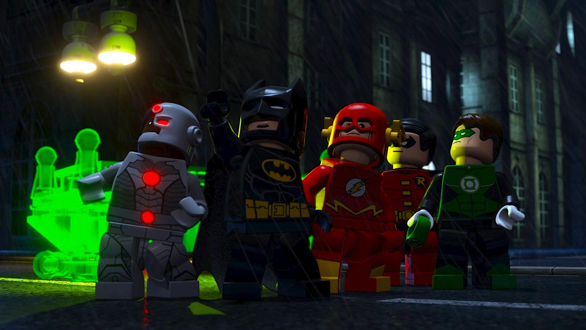 Prepare-se para uma divertida aventura da Liga da Justiça em LEGO! (Foto: DC Comics)