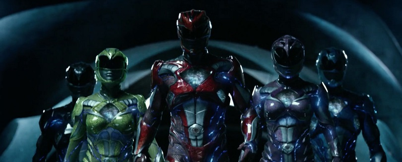 Go! Go! Power Rangers! (Foto: Paris Filmes)