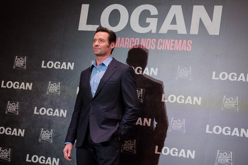"""""""O Brasil tem apoiado muito o Wolverine e os X-Men. Eu queria muito vir aqui para dizer obrigado"""", agradece Hugh Jackman. (Foto: Mauricio Santana)"""