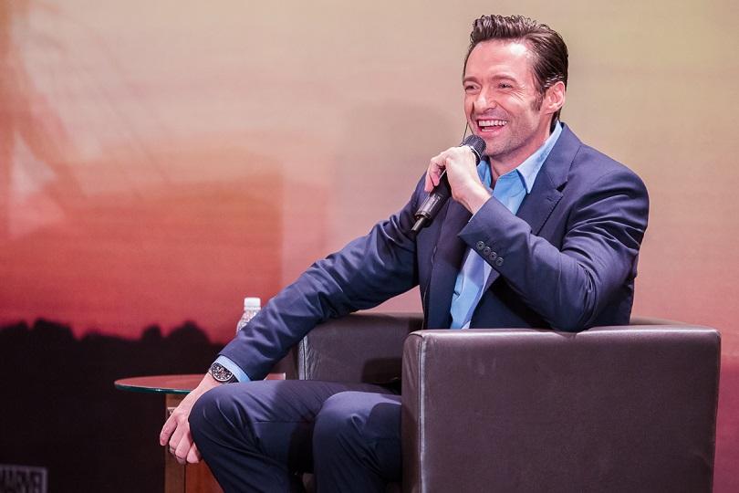 """""""Logan não queria ser um filme de histórias em quadrinhos, e sim um bom filme"""", diz Jackman. (Foto: Mauricio Santana)"""