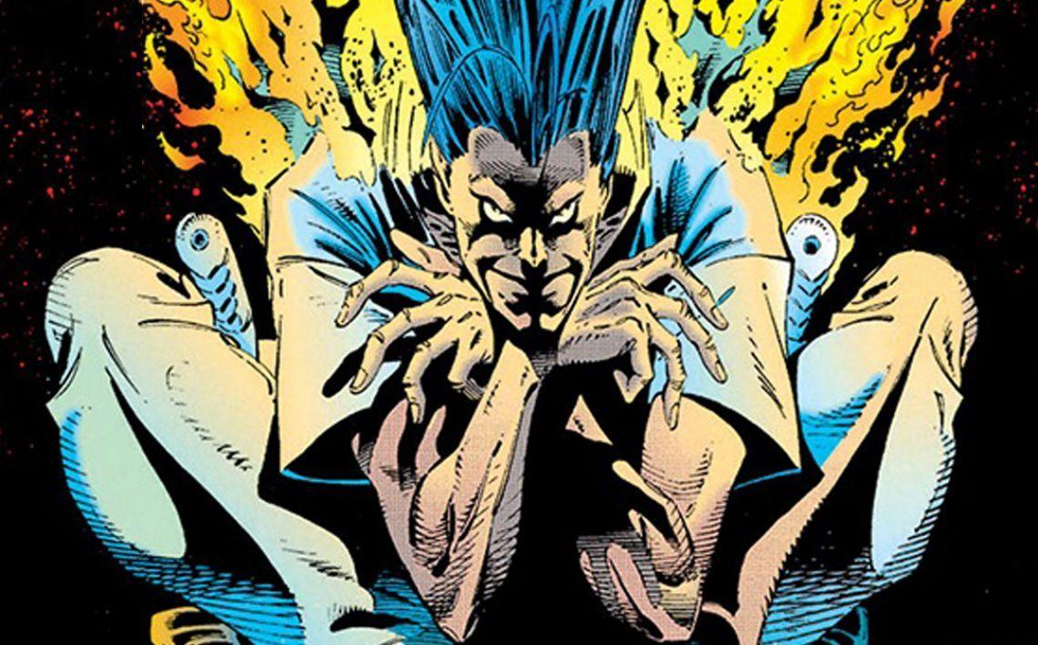 David Haller sempre demonstrou capacidades pirocinéticas, além de uma infinidade de superpoderes. (Foto: Marvel Comics)