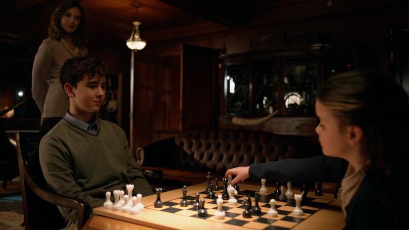 Lena mostra que Lex não é o único Luthor capaz de derrotar adversários com estratégias mirabolantes. (Foto: The CW)