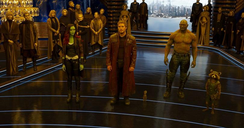 Eles estão de volta! Prepare-se para Guardiões da Galáxia Vol. 2! (Foto: Marvel Studios)