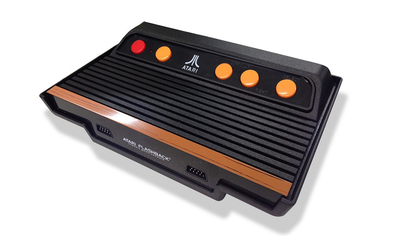 Sim, é possível voltar a ter um Atari! (Foto: Tectoy)