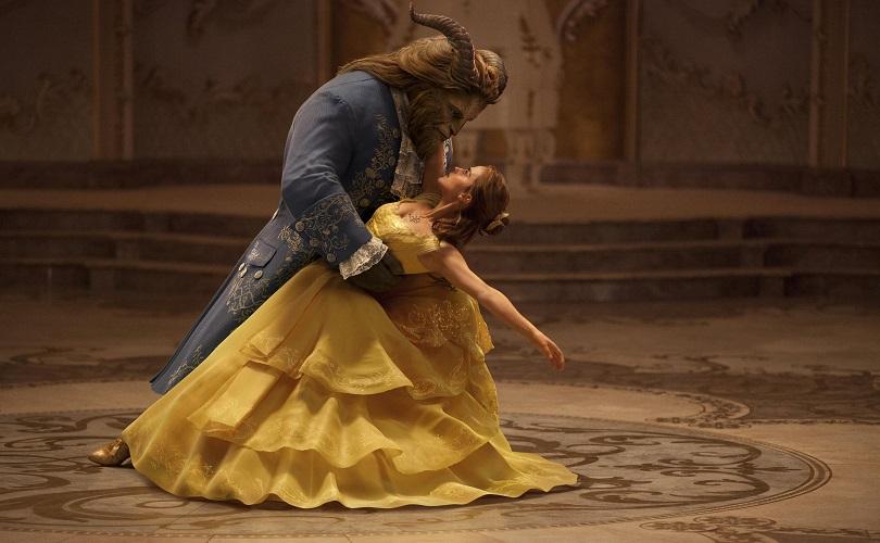 Visualmente exuberante, a nova versão de A Bela e a Fera leva o conto de fadas a um novo nível sem perder a essência da versão clássica. (Foto: Disney)