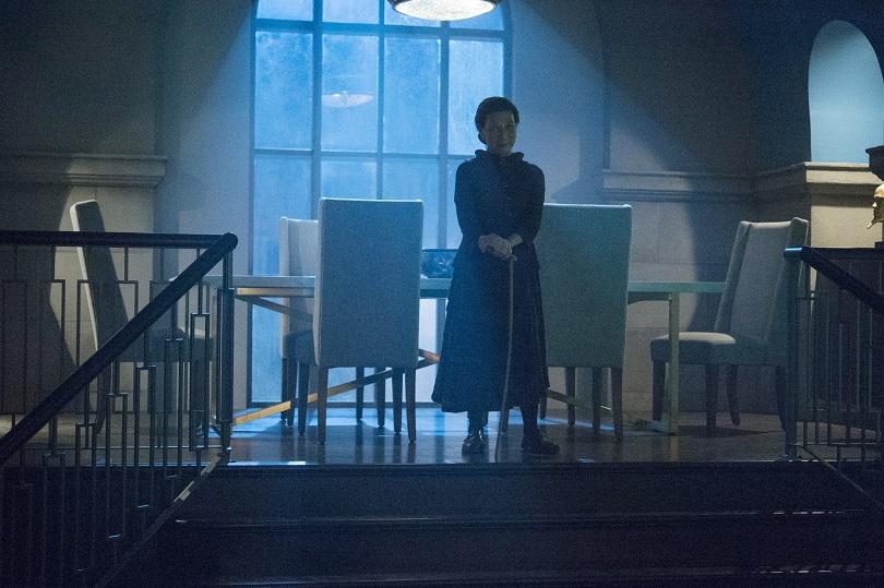 Misteriosa como sempre, Madame Gao tem papel importante em Punho de Ferro. (Foto: Netflix)