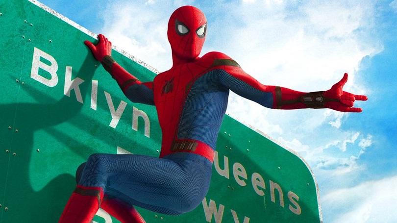 O Homem-Aranha está de volta ao lar! (Foto: Sony Pictures)