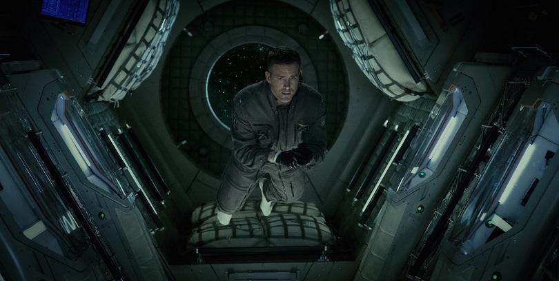Ryan Reynolds adiciona o humor que o consagrou em Deadpool. (Foto: Sony Pictures)