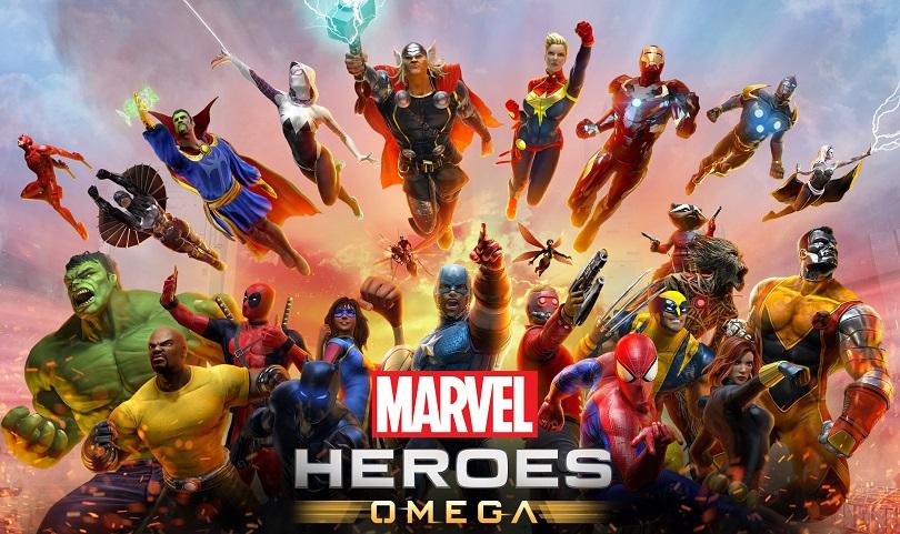 Sim, todos os heróis da Marvel chegarão ao seu videogame! (Foto: Marvel)